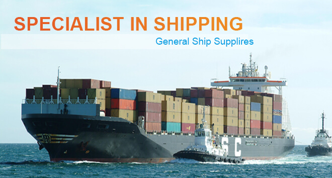 Specialist in marine and ship services