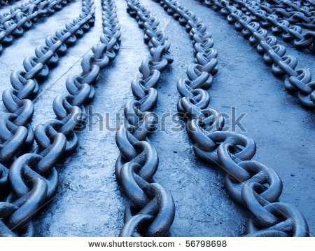 Anchor & Chain & Ropes